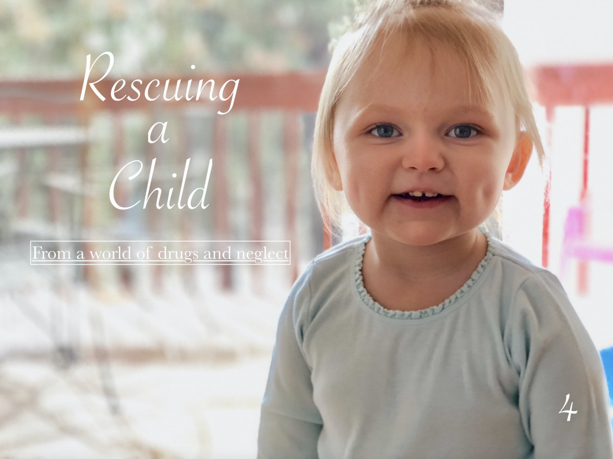 Rescuing A Child – Part 4