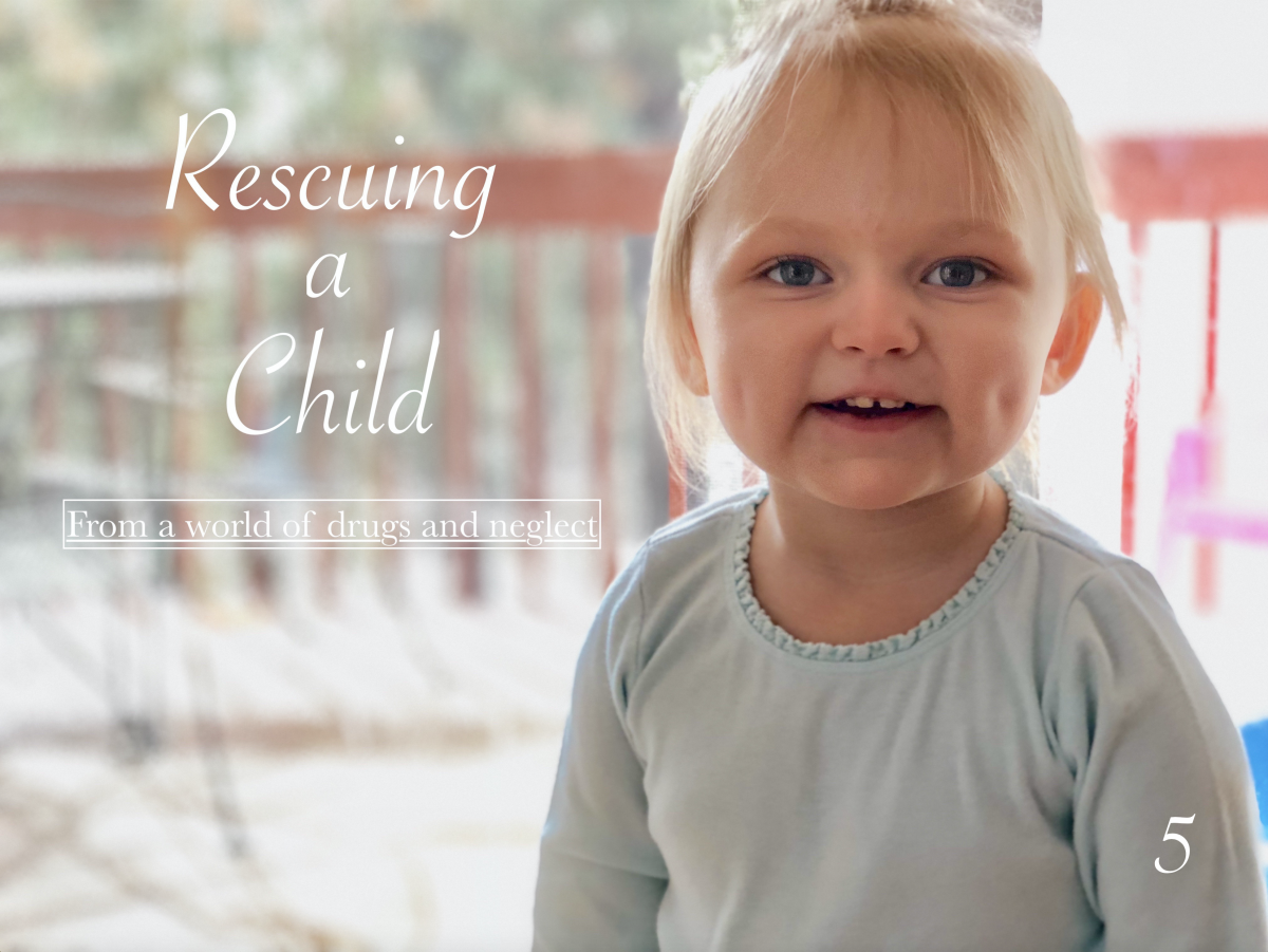 Rescuing A Child – Part 5