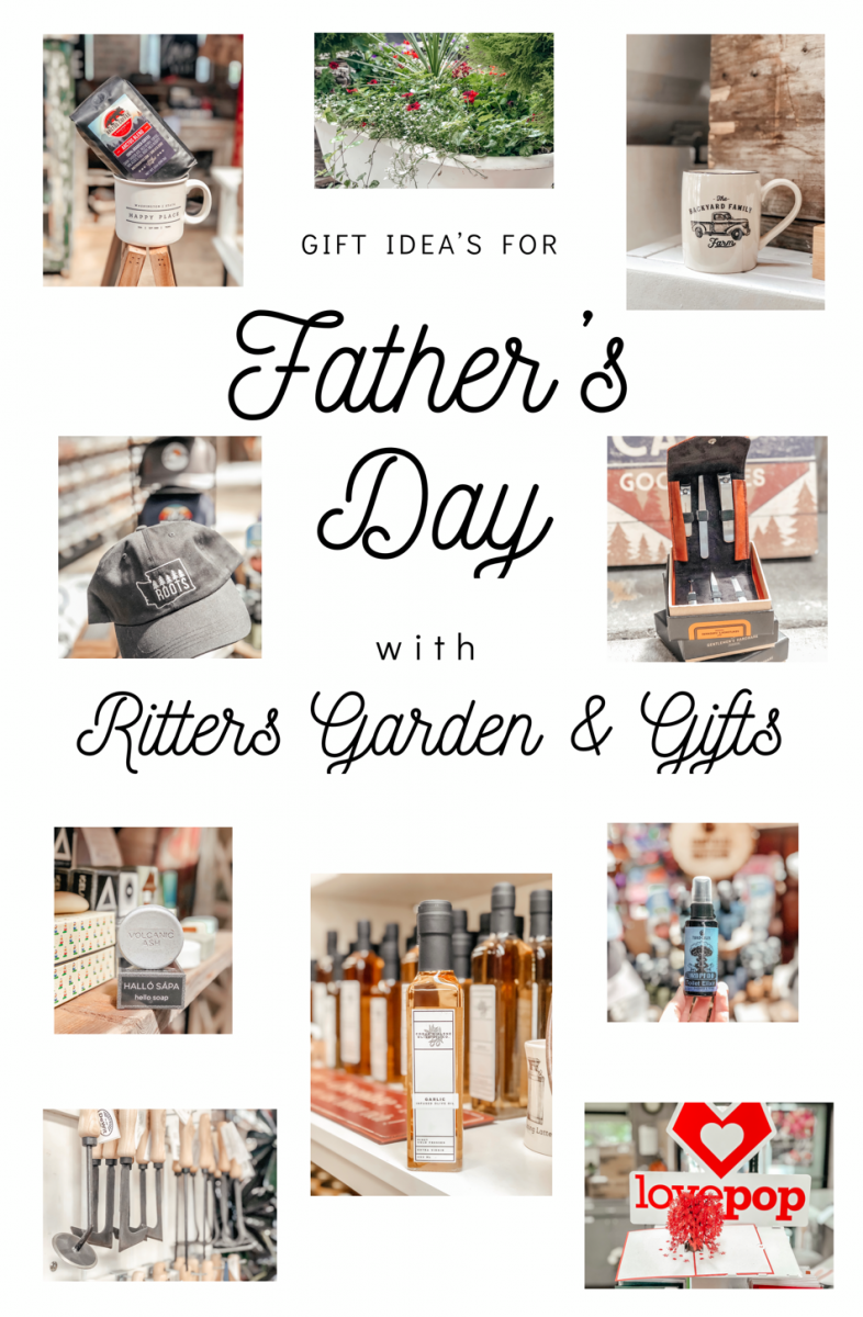 Father's Day Gift Idea's with Ritters Garden & Gift