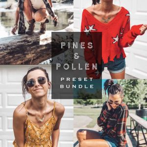 Pines & Pollen Preset Bundle *MOST POPULAR*